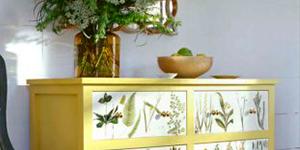 Идеи бюджетного ремонта мебели - фото