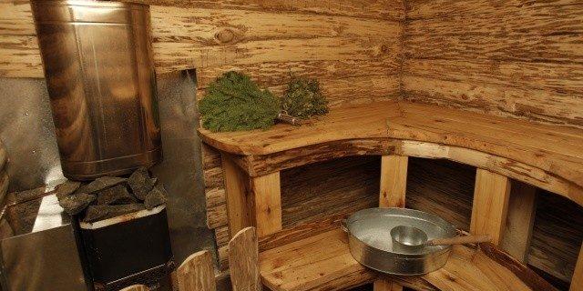 Отличие русской бани от финской - фото