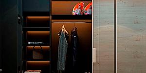 Варианты оформления шкафов купе - фото